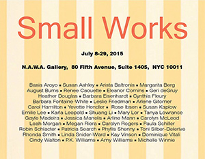 Small Works 2015