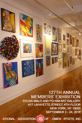 127th Annual Members' Exhibtion