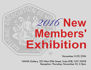 New Members Exhibition 2016