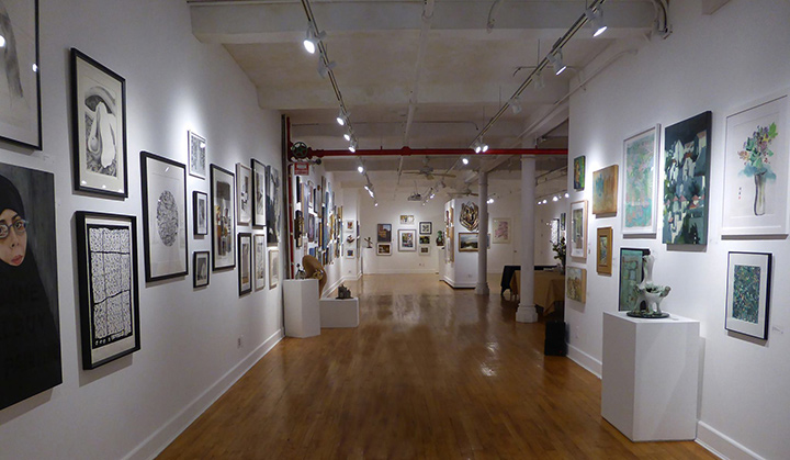 128th Annual Members's Exhibition